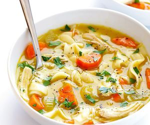 savory and soup image
