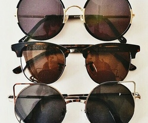 sunglasses, summer, and hipster image