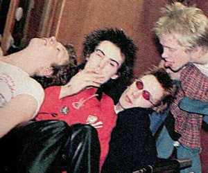 70s and sex pistols image