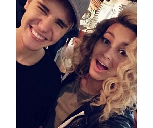 justin bieber and tori kelly image