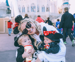 baby, family, and disney image