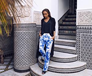 fashion, lisa olsson, and blue image