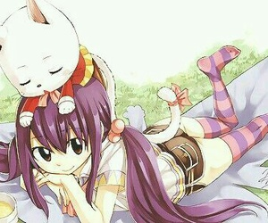 fairy tail, wendy, and anime image