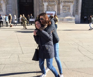 bff, friendship, and milan image