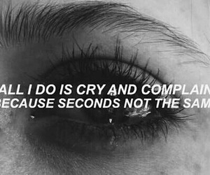 halsey, cry, and quotes image