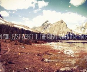 quote, adventure, and text image