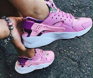 nike, goals, and pink image