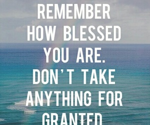 blessed, quote, and truth image