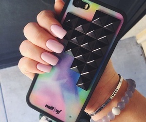 fashion, nails, and wildflowercases image