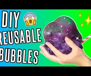 bubbles, video, and hahah image