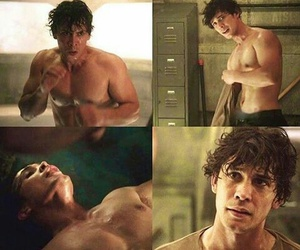 bellamy, boy, and Hot image