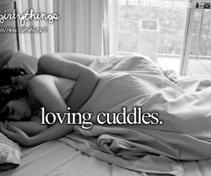 boyfriend, couples, and cuddles image