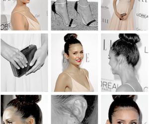 actress, fashion, and Nina Dobrev image