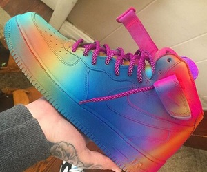 dope, shoes, and nike image