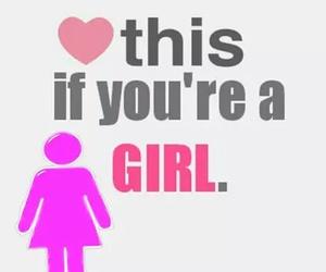 girl and heart image
