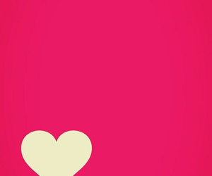 pink love image