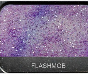 purple, aesthetic, and flashmob image
