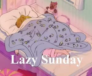Lazy and Sunday image