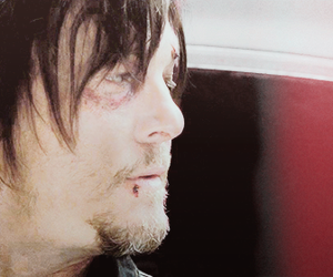 norman reedus, the walking dead, and andrew lincoln image