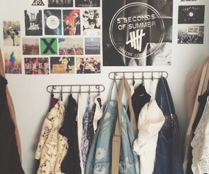 5sos, clothes, and room image