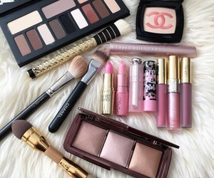 makeup, fashion, and beauty image