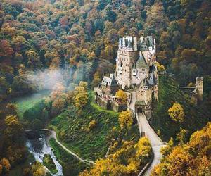 castle and nature image
