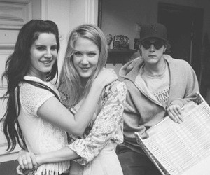 lana del rey, chuck grant, and grunge image