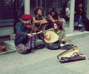 music, love, and street image