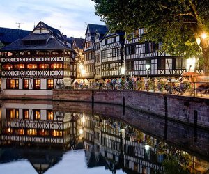 germany and Strasbourg image