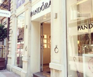 pandora, charm, and beauty image