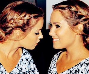 lauren conrad, hair, and braid image