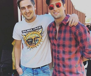 logan henderson, kendall schmidt, and big time rush image