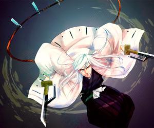 anime, bleach, and captain image