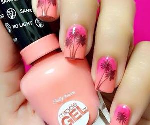 fashion, beautiful, and nail image