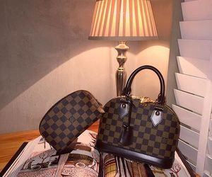 alma, Louis Vuitton, and rich image