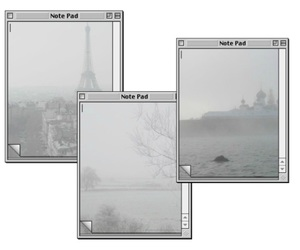 pale, transparent, and paris image