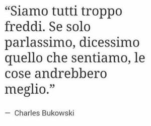 frasi, charles bukowski, and citazioni image