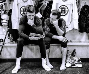 boston bruins, hockey, and nhl image