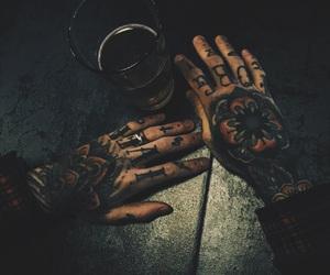 beautiful, boys, and tattoo image