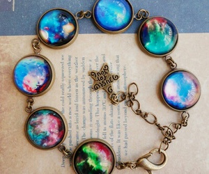 book, bracelet, and Dream image