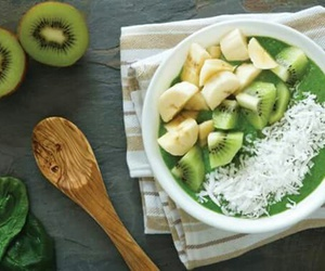 green and healthy image
