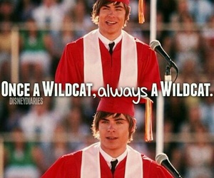 graduation, disney+, and high school musical image