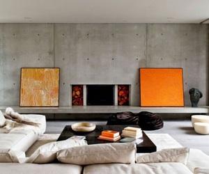 artwork, sofas, and home image