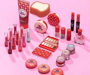 apple, etude house, and makeup image