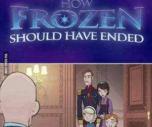 frozen, funny, and x-men image