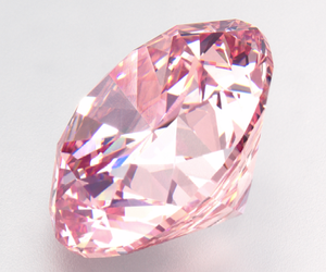 pink and diamond image
