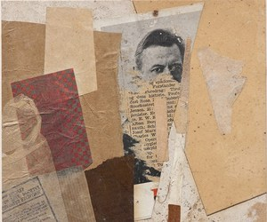paper art and Collage image