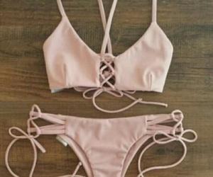 style, bikini, and fashion image