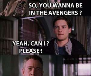 funny, lol, and spiderman image