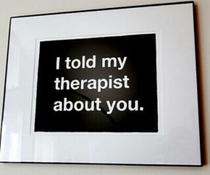love, quotes, and therapist image